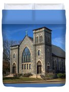 St. Mary Star Of The Sea Duvet Cover