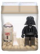Star Wars Action Figure  Duvet Cover