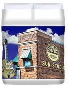 Sun Studio Collection Duvet Cover