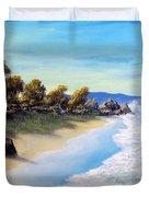 Surf Surge Duvet Cover