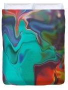 Swirm Duvet Cover