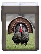 Thanksgiving Duvet Cover
