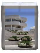 The Getty Duvet Cover