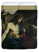 The Incredulity Of Saint Thomas Duvet Cover