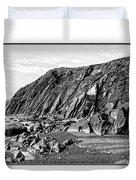 The Pembrokeshire Coast Duvet Cover