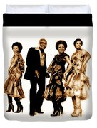 The Staple Singers Collection Duvet Cover
