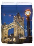 Tower Bridge  Duvet Cover