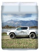 Toyota Hilux At37 Duvet Cover