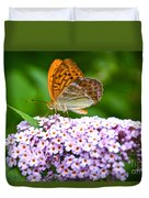 Tramonti Butterfly Duvet Cover