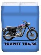 Triumph Trophy Duvet Cover