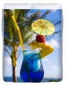 Tropical Cocktail Duvet Cover