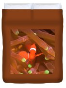 Tropical Fish Clownfish Duvet Cover