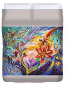 Under The Wind Duvet Cover