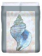 Underwater. Sea Shells Duvet Cover