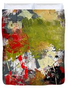 Untitled Duvet Cover by Diane Desrochers