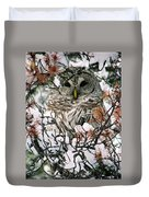 What A Hoot Duvet Cover