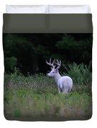 White Buck Duvet Cover