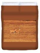 White Tailed Deer Duvet Cover