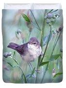 Wild Bird In A Natural Habitat Duvet Cover