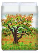 Willow Tree, Painting Duvet Cover