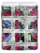 20 Deco Windows Duvet Cover