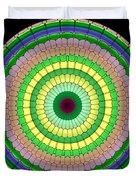 Mandala Ornament Duvet Cover