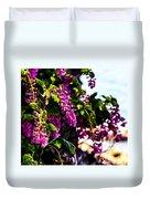 Sunset Bay Beach Duvet Cover
