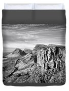 The Quiraing Duvet Cover