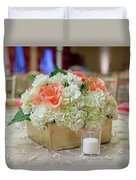 Wedding Party Duvet Cover