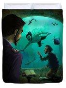 20000 Leagues Under The Sea Duvet Cover