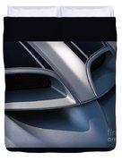 2002 Pontiac Trans Am Hood Vents Duvet Cover