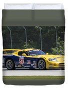 2003 Dodge Viper Gts-r At Road America Duvet Cover