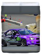 2004 Subaru Wrx Sti Duvet Cover