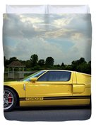 2005 Ford Gt Duvet Cover by Tim McCullough