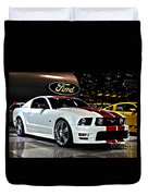 2006 Ford Mustang No 1 Duvet Cover