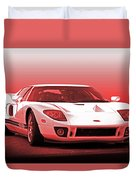 2006 Ford Production Gt Ia Duvet Cover