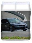 2006 Mitsubishi Evo Duvet Cover