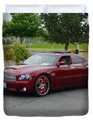 2007 Dodge Charger Couture Duvet Cover