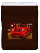 2007 Dodge Nitro Duvet Cover