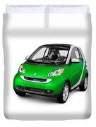 2008 Smart Fortwo City Car Duvet Cover