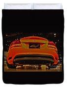 2009 Chicago Auto Showdodge Circuit Ev No 2 Duvet Cover