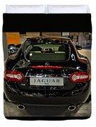 2009 Jaguar Xk Duvet Cover