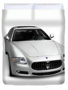 2009 Maserati Quattroporte S Duvet Cover