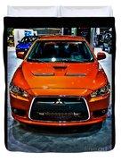2009 Mitsubishi Lancer Duvet Cover