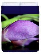 2010 Wisteria Blossom Up Close 14 Duvet Cover