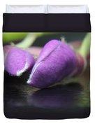 2010 Wisteria Blossom Up Close 24 Duvet Cover