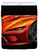 2012 Falcon Motor Sports F7 Series 1  Duvet Cover