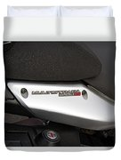 2013 Ducati Duvet Cover
