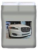 2013 Jaguar Xjl Portfolio Awd Duvet Cover