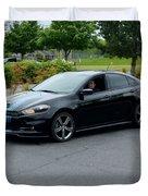 2014 Dodge Dart Gt Jones Duvet Cover